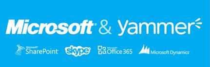 Sharepoint i Yammer Microsoft
